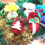 Progettino per l'albero di Natale 🎄🔴⚪⚫
