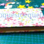 Sketchbook pocket di riciclo 